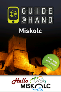 Miskolc GUIDE@HAND- screenshot thumbnail