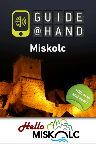 Miskolc GUIDE@HAND- screenshot