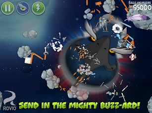 Angry Birds Space HD Screenshot 4