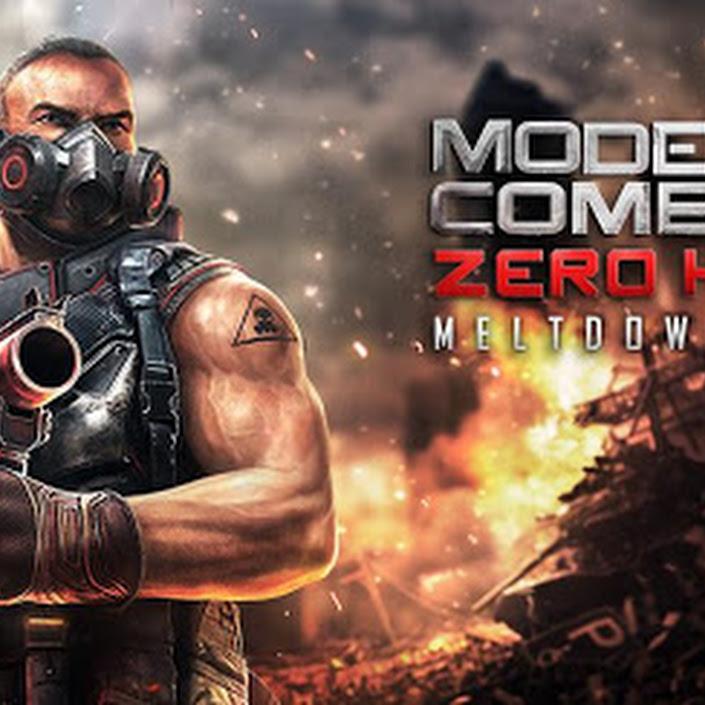 النسخة التى طال انتظارها: Modern Combat 4: Zero Hour v1.1.0 مهكرة جاهزة