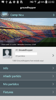 Groundhopper Gratis
