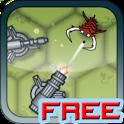 Aliens Defense Free icon