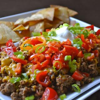 Easy Homemade Taco Seasoning.