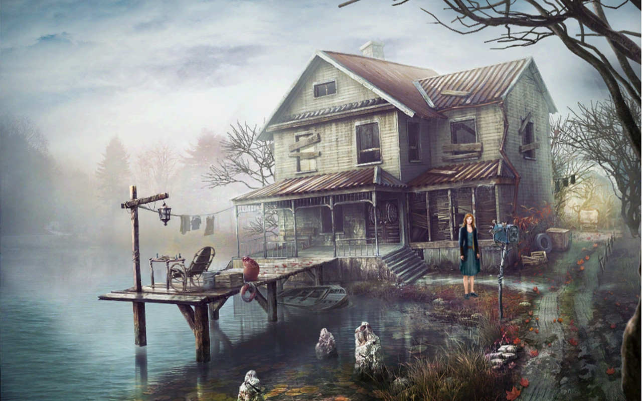 The Lake House Free- screenshot