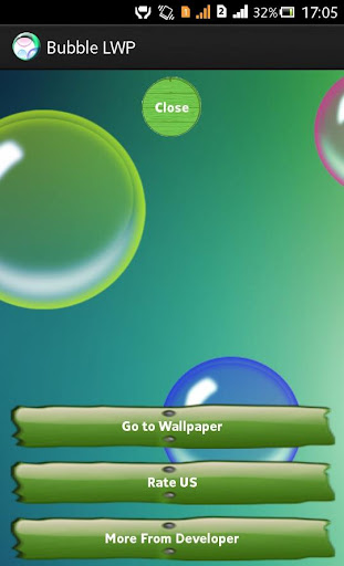 Bubble Shooter Live Wallpaper