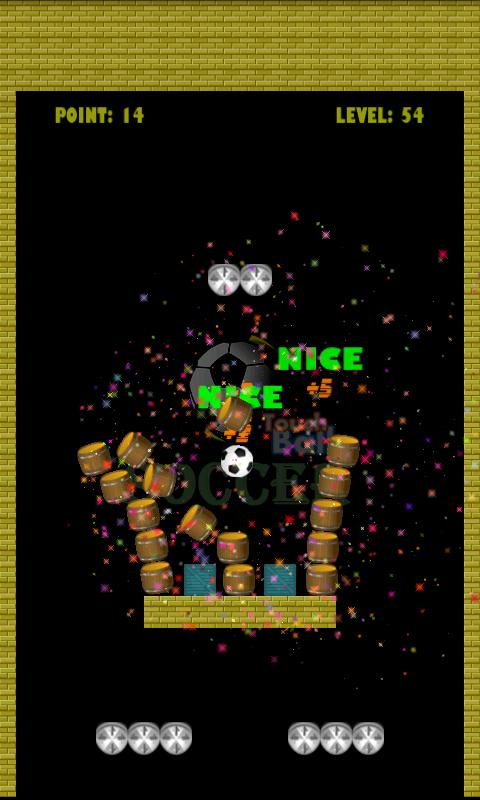 TouchBall -Physical World Game- screenshot