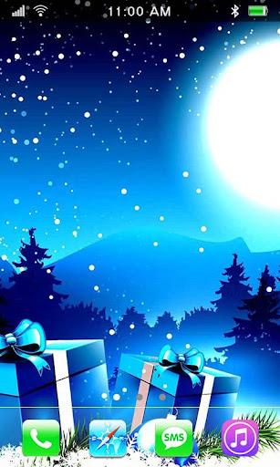 Winter Magic live wallpaper