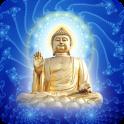 3D Buddha logo