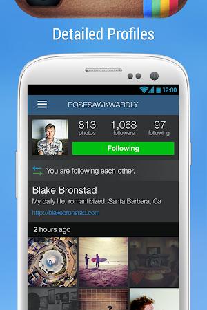 Followers+ for Instagram 1.1.3 screenshot 117705