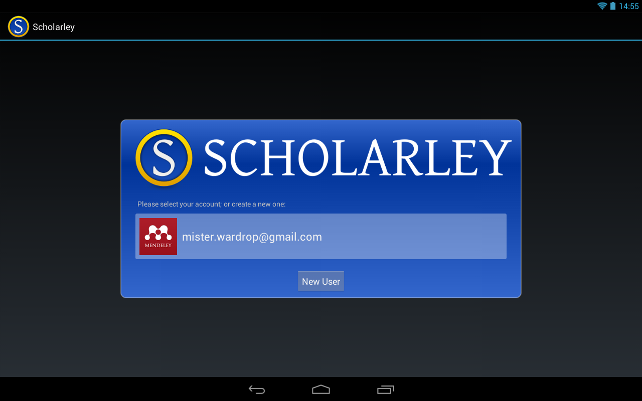 Scholarley (Beta) - screenshot