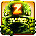 Zombie Defense - CraZ Outbreak icon