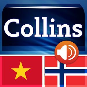 Vietnamese<>Norwegian Dictiona Icon