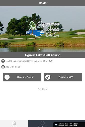 Cypress Lakes GC