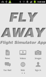 Fly Away Simulation- screenshot thumbnail