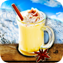 Christmas Recipes - Hot Drinks icon