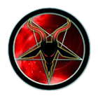 Satan Analog Clock Widget icon