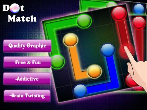 Dot Match Flow