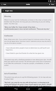 Confession App: Catholic - screenshot thumbnail