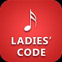 Lyrics for Ladies' Code icon