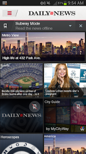 Daily News Mobile- screenshot thumbnail