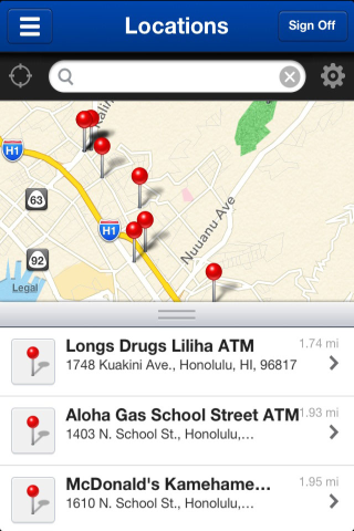 BOH Mobile Banking - screenshot