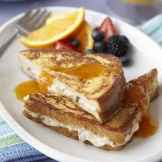 Caribbean Cruise Stuffed French Toast
