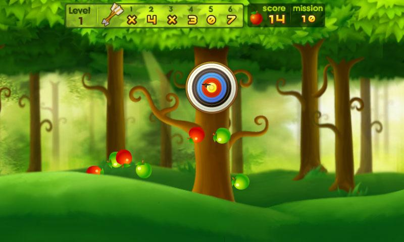 Shoot Arrow - screenshot