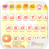 Happy Sheep Year Keyboard Skin