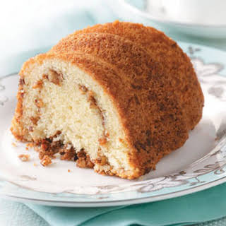 Sour Cream Bundt Coffee Cake.