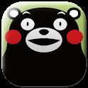 くまモン[きせかえtouch] logo