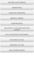 Screenshot of Audiobook - Gardening