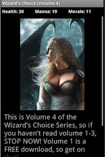 Wizard's Choice Volume 4 - screenshot thumbnail