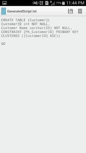免費教育App SQL Gen 阿達玩APP