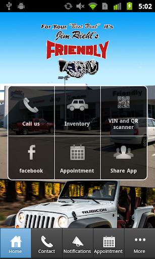 【免費商業App】zJim Riehl Lapeer Chrysler-APP點子