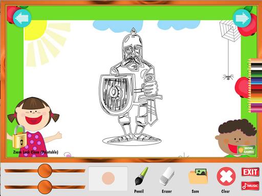 無料教育Appの着色ゲーム:ロイヤリティ|HotApp4Game