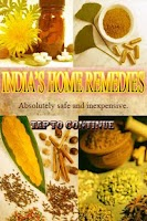 Screenshot of India Home Remedies