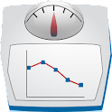 Track my weight icon