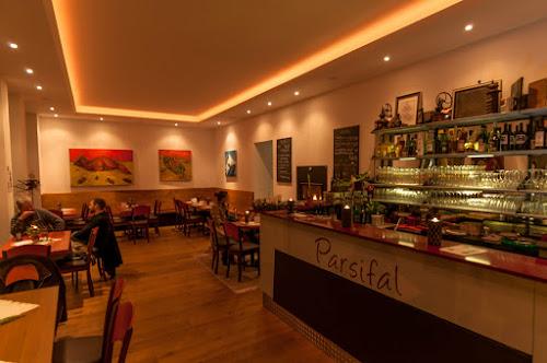 Parsifal Restaurant Café Bar Indisch Iranische Küche In