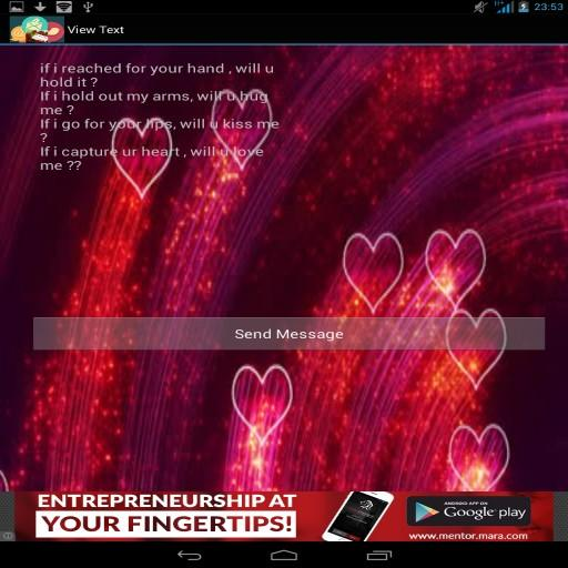 Romantic Texting Pro LOGO-APP點子