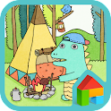 Camping dodol launcher theme icon