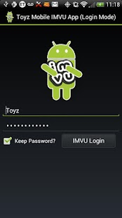 Toyz Mobile App for IMVU - screenshot thumbnail