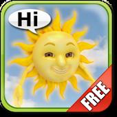 Talking Sun