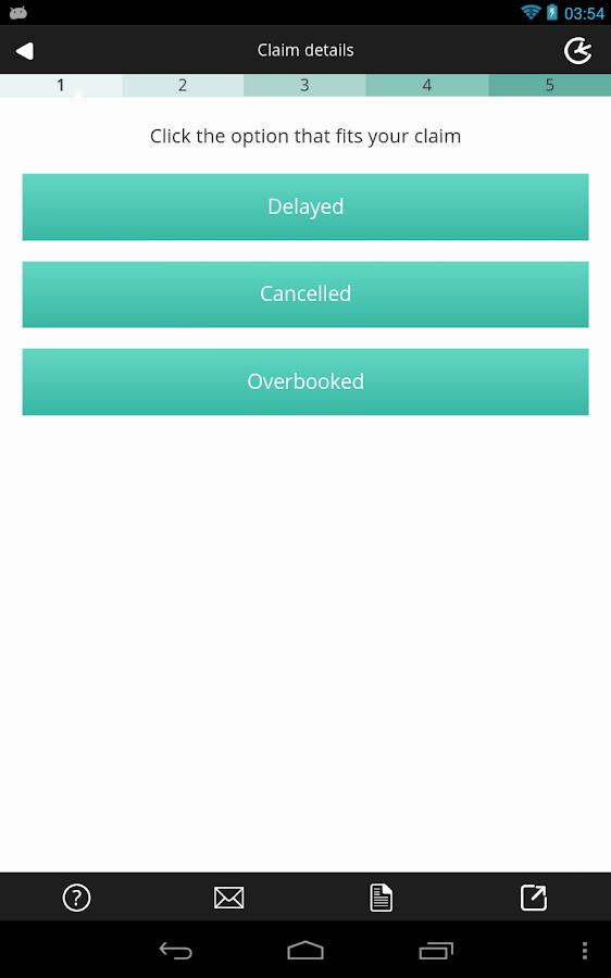 AirHelp- screenshot