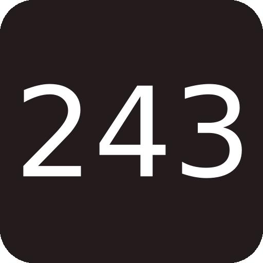 解謎App|243 Game LOGO-3C達人阿輝的APP