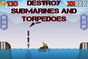 Screenshot of Missile Crisis