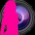 Sexy Bikini Girl Camera icon