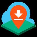 Nutiteq Offline Maps icon