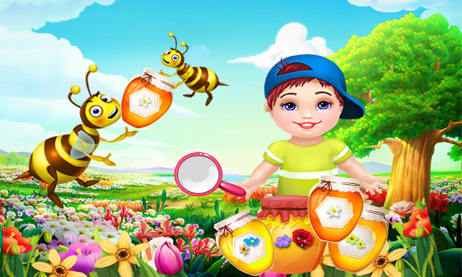 Baby Beekeepers - Fun Games