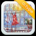 A.I.type theme gallery fun א icon