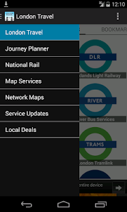London Travel - screenshot thumbnail
